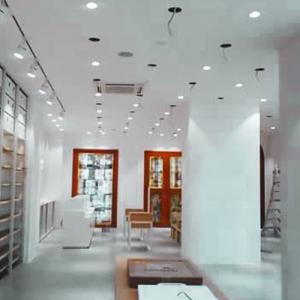 USG TABLAROCA® ULTRA-LIGHT® en una tienda
