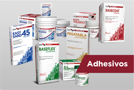 Adhesivos USG