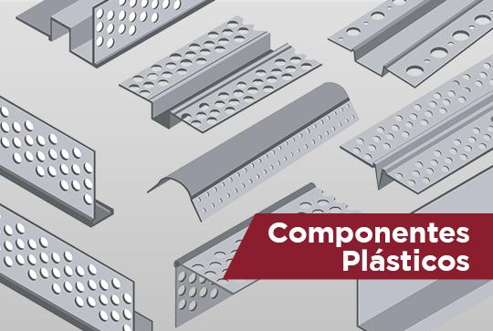 Componentes Plasticos USG