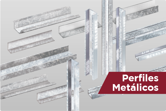 Perfiles Metalicos USG